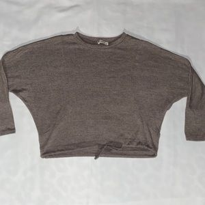 Ginger G Cropped Sweater